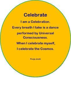 Affirmation- Celebrate